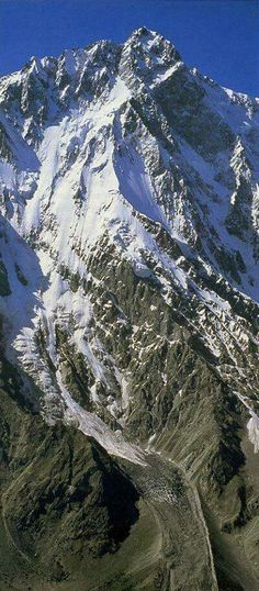 #9 Nanga Parbat, Pakistan. 9th Highest Mountain in the World (But has the tallest Face of any Mountain)