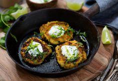 Salmon and Kumara Cakes Recipe - Viva