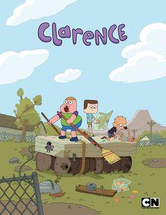 Clarence: su Cartoon Network dal 22 Settembre in 1° TV