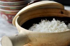 How to Cook Clay Pot Rice