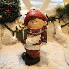 Decoratiune Baietel de Craciun 25 cm Teddy Bear, Toys, Animals, Activity Toys, Animales, Animaux, Clearance Toys, Teddy Bears, Animal