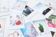 Tips voor het fotograferen met een Instax camera