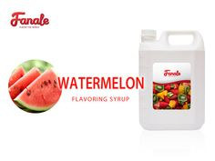 Buy Watermelon Syrup At $ 23.95-Fanale