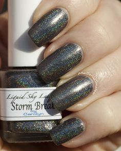 Liquid Sky Lacquer Storm Break $6
