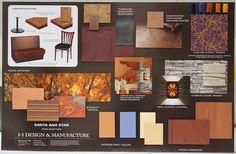 Casino Design | Color Board | Interior and Exterior Design | Custom Materials | Santa Ana Star Casino by I-5 Design & Manufacture