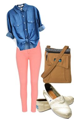 """school day outfit"" by chicobaby on Polyvore"