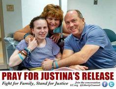Nurse files complaint: I witnessed Justina's unlawful inprisonment | Human Events