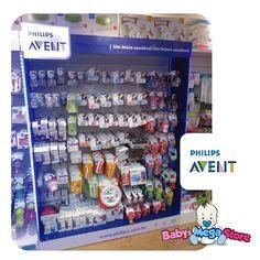 A ✨ Baby's MegaStore oferece para as mamães as melhores marcas do mercado. Aqui você encontra a linha completa da Avent, marca do grupo Philips, 🔝 líder em artigos infantis e para as mamães, que preza pela segurança, praticidade e qualidade. São mamadeiras, bombas de leite, esterilizadores, copos, talheres, bicos, pratinhos e muito mais.  ✅ Temos um expositor exclusivo da marca oferecendo mais praticidade para você escolher os produtos que realmente procura.  🎯 Venha ao lugar certo!!!! 👉…