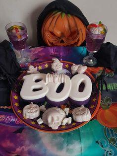 Halloween Jelly, Birthday Cake, Desserts, Food, Tailgate Desserts, Deserts, Birthday Cakes, Essen, Postres