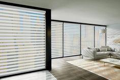 Window Treatments Living Room, Living Room Windows, Woven Wood Shades, Fabric Shades, Modern Roman Shades, Aluminum Blinds, Honeycomb Shades, Shades Blinds, Shades Window
