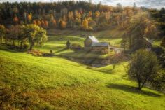 Sleepy Hollow Farm, Vermont, USA