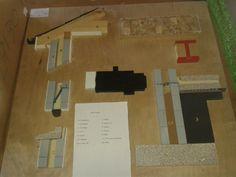 2014 - Construction Studies Study, Construction, Models, Projects, Building, Templates, Log Projects, Studio, Blue Prints