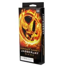 Who knew, Jabber Jay game - may be a fun party activity for a Hunger Games party.