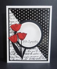 tulip stems: MB, by jandjccc - Cards and Paper Crafts at Splitcoaststampers
