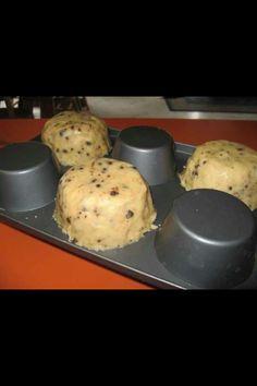 Ice cream cookie bowls :)