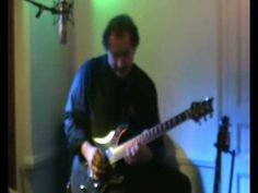 Guitarist Chris Dair In Too Deep Now Live music video