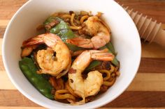 Bahmi Goreng (noodles indonesiano) ricetta