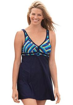 7e8c7be1f85 Swimdress by Inches Off Swim Dress