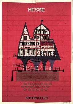 """Gallery of Federico Babina's ARCHIWRITER Illustrations Visualize the """"Architecture of a Text"""" - 9"""