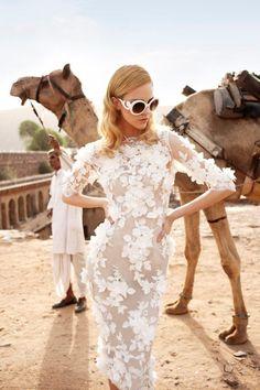 Model: Nicole Pollard | The Strand Arcade S/S '12 campaign