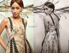 Canitt  Model. Bee Namthip