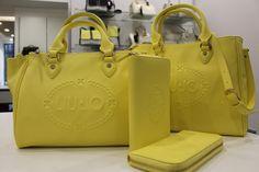Giallo, il colore della tua Primavera! Scoprilo nelle nuovissime borse LIu Jo in valigeria Ambrosetti Liu Jo, Lady Dior, Outfit, Spring, Outfits, Clothing, Clothes