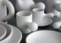Stoneware and Ceramic Design Works by Ole Jensen 12