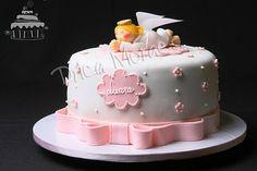 Drica Cake Confeitaria Artesanal: Bolo Batizado