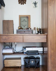 Dagmar Daley Home Office, Remodelista