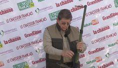 Un nouvel accessoire permettant de poser son arme en toute sécurité au poste!
