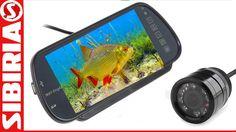 Камера для подводной съёмки просмотра из автомобильного зеркала заднего ...