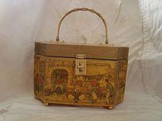 Vintage Box Purse...