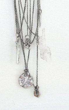 urban primitive core pendants kathy van kleeck