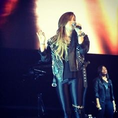 """""""Neon Lights Tour 2014"""" - Show in Mexico City, Mexico - 5.16.14"""