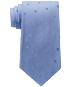 CALVIN KLEIN Calvin Klein Men'S Satin Sheen Mini Dot Slim Tie . #calvinklein # ties
