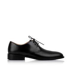KACHOROVSKA / black leather wedding shoes Tap Shoes, Dance Shoes, Doc Martens, Wedding Shoes, Oxford Shoes, Black Leather, Fashion, Dancing Shoes, Moda
