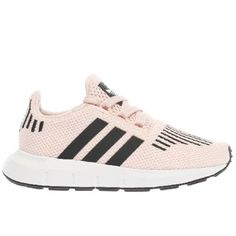 huge discount 1fc3e 3a3ee  Adidas pink black swift run girls toddler  Wanting only the best for your  little