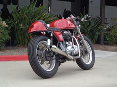 Image result for royal enfield continental gt custom