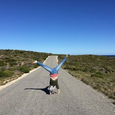 Just cartwheeling through Rottnest island  by andreasadventuresabroad http://ift.tt/1L5GqLp