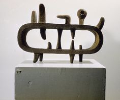 Isamu Noguchi. Tiger. 1952 ●彡 One of my favorite artists