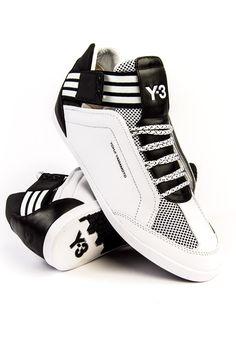 wholesale dealer f09a8 12030 Y-3 Kazuhiri FTW White Black Sneaker. Johanna Wiosna · Shoes · adidas ...