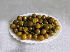 Image result for olive plate Montreal, Cherry, Apps, Plates, Fruit, Image, Ideas, Food, Licence Plates