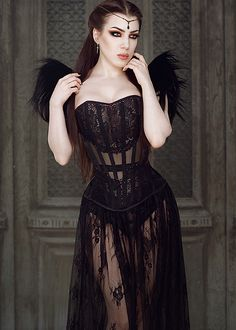 Morgana Threnody in Velvet