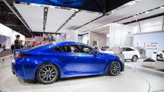 2015 Lexus RC-F at NAIAS - Photos - Road & Track