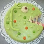 Gâteau monstre (Monster cake)