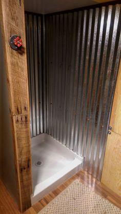 tiny Bathroom Decor Genius tiny bathroom designs with space saving - HomeSpecially Bathroom design Genius tiny bathroom designs with space saving - HomeSpecially Tiny House Bathroom, Bathroom Design, House Bathroom, Cabin Bathrooms, Home, Bathroom Design Inspiration, Bathroom Shower Design, House Bathroom Designs, Tiny Bathrooms