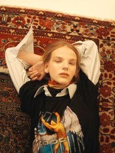 Maryna Horda - the Fashion Spot