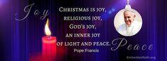 pope francis christmas facebook cover embeddedfaith.org