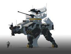 05 Mammoth by StTheo.deviantart.com on @deviantART