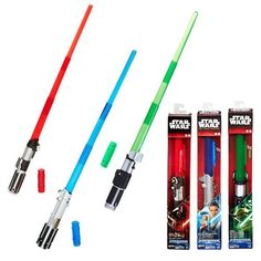 Star Wars Rogue One Electronic Lightsabers Wave 4 Case - Hasbro - Star Wars - Roleplay at Entertainment Earth [affiliate-link]